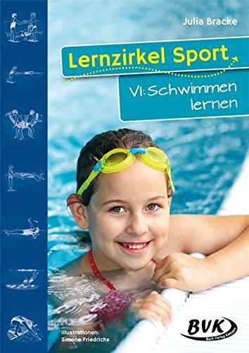 9783938458624: Lernzirkel Sport 6: Schwimmen lernen. 1.-4. Klasse