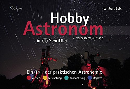 9783938469408: Hobby-Astronom in 4 Schritten