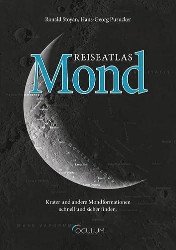 9783938469644: Reiseatlas Mond