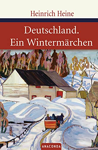 9783938484142: Deutschland / Ein Wintermärchen