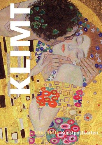 9783938484623: Gustav Klimt, Kunstpostkarten