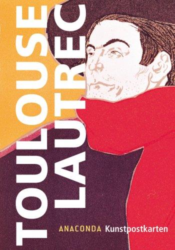 9783938484661: Toulouse-Lautrec, Postkartenbuch