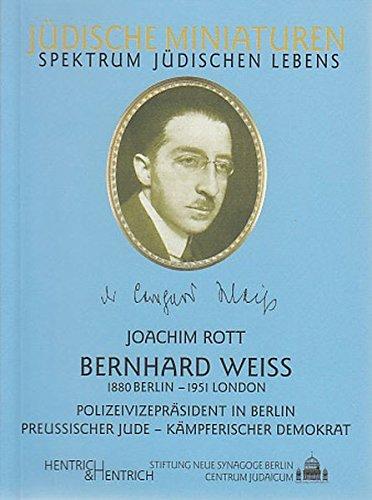 9783938485545: Bernhard Weiss