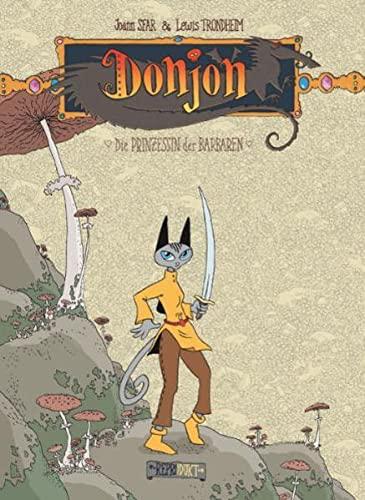 9783938511466: Donjon 03 : Die Prinzessin der Barbaren
