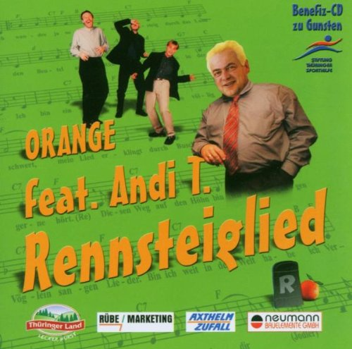 9783938527023: Rennsteiglied-Orange Feat and