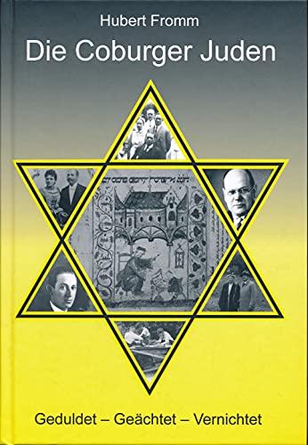 9783938536018: Die Coburger Juden