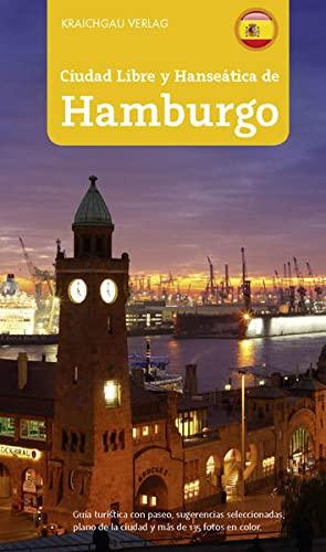 9783938541210: Stadtführer Hamburg spanisch