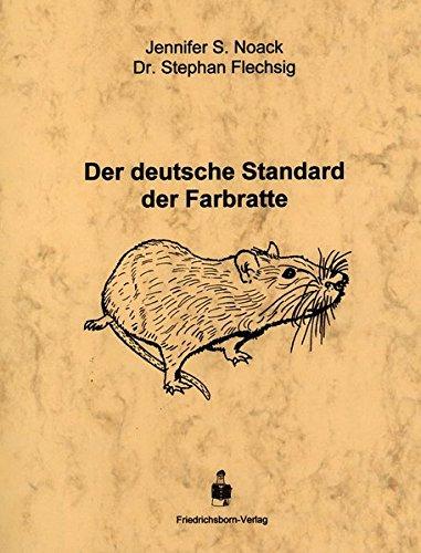 9783938577219: Der deutsche Standard der Farbratte