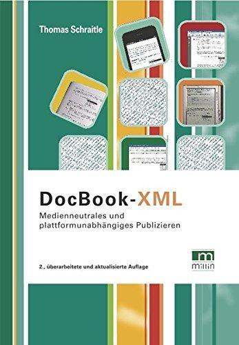 DocBook-XML: Thomas Schraitle