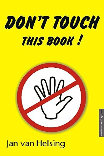 9783938656211: Don't touch this book!