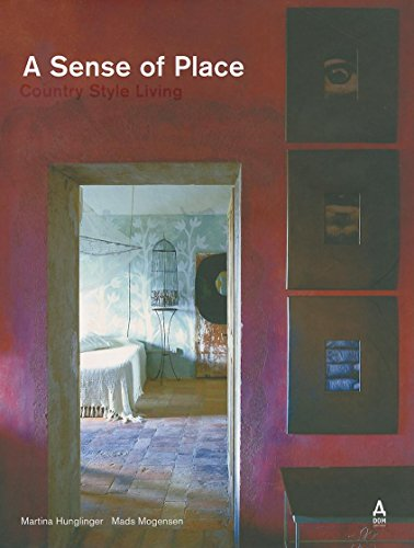 A SENSE OF PLACE: HUNGLINGER, MARTINA, MORGENSEN, MADS