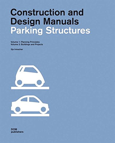 9783938666951: Construction and Design Manual: Parking Structures