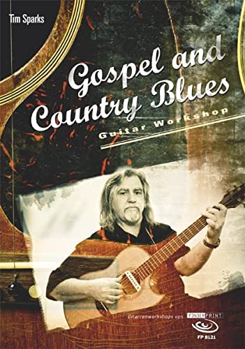 9783938679654: Gospel and Country Blues: Guitar Workshop, inkl. DVD