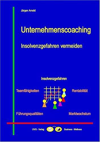 9783938684115: Unternehmenscoaching - Insolvenzgefahren vermeiden