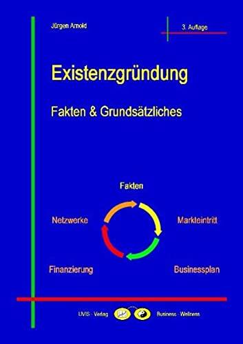 9783938684184: Existenzgründung - Fakten & Grundsätzliches