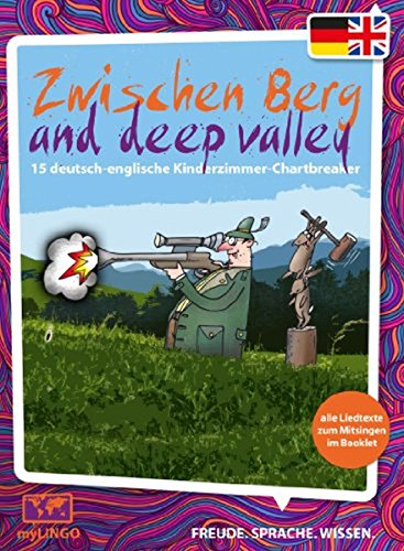 9783938705919: Zwischen Berg and Deep Valley