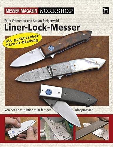 9783938711095: Liner-Lock-Messer