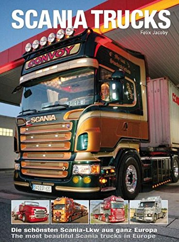 9783938711217: Scania Trucks