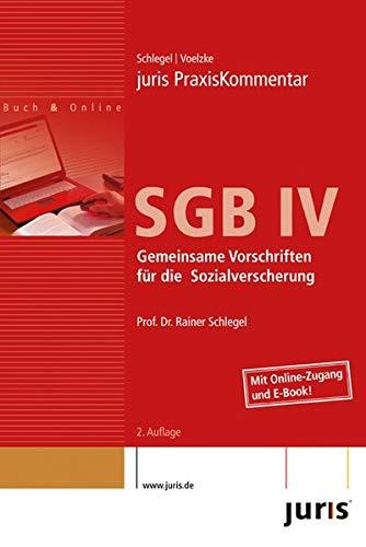 juris PraxisKommentar SGB IV
