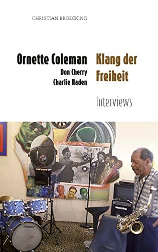 9783938763131: Ornette Coleman - Klang Der Freiheit