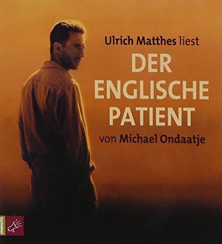 9783938781111: Der englische Patient. 4 CDs