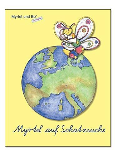 Myrtel und Bo Klasse 3/4, Myrtel auf Schatzsuche, 7 Ländermodule