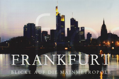 9783938783320: Postkartenbuch Frankfurt