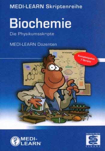 9783938802380: MEDI-LEARN Skriptenreihe: Biochemie im Paket
