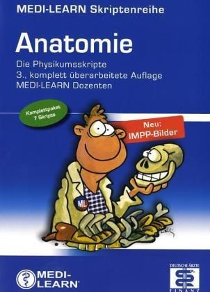 9783938802809: Anatomie, 7 Bde.
