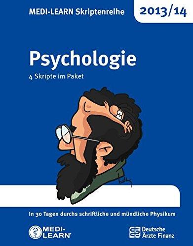 9783938802908: Psychologie im Paket 2013/2014: In 30 Tagen durchs schriftliche und mündliche Physikum