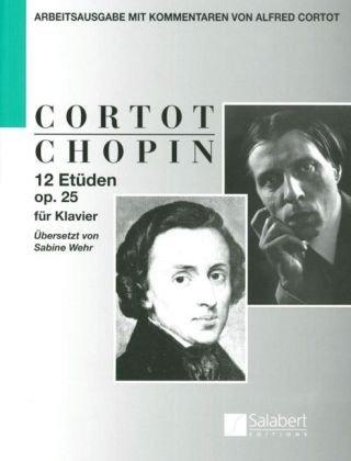 ETÜDEN OP 25: Frederic Chopin