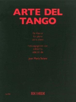 9783938809136: Arte del Tango