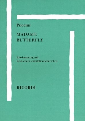 9783938809365: Madame Butterfly