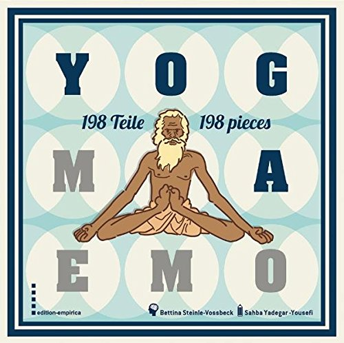 Yoga Memo: Bettina Steinle-Vossbeck