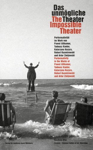 The Impossible Theater: Performativity in the Works: Folie, Sabine, Suchan,
