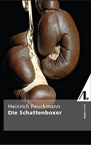 9783938834510: Der Schattenboxer