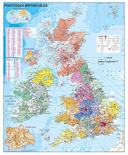 Postcodes British Isles: Unknown.