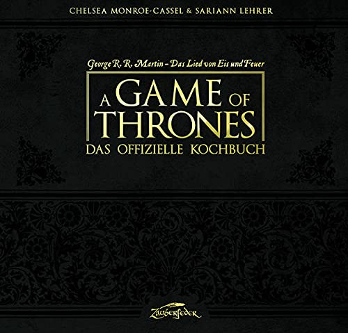 9783938922439: A Game of Thrones – Das offizielle Kochbuch