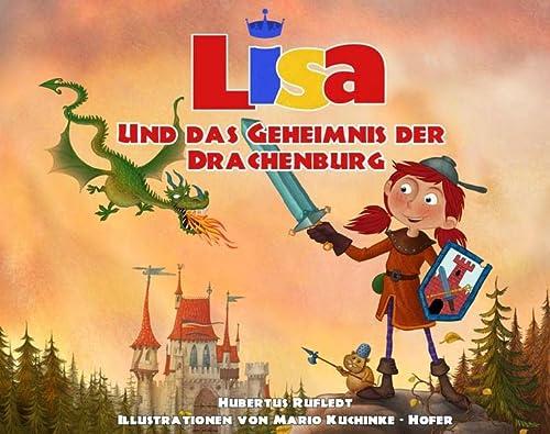 9783938932377: Lisa und das Geheimnis der Drachenburg
