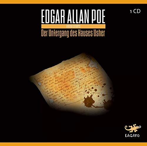 Der Untergang des Hauses Usher: Edgar Allan Poe