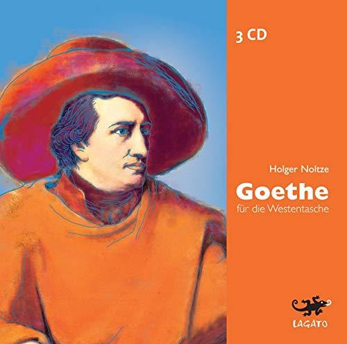 9783938956342: Goethe für die Westentasche