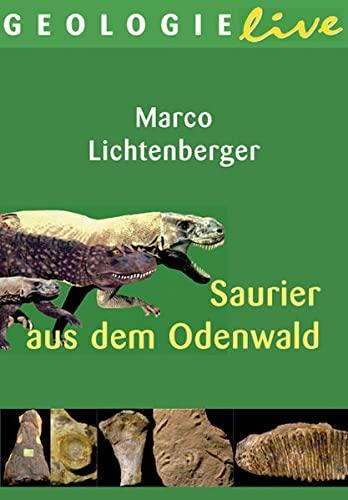 9783938973042: Saurier aus dem Odenwald