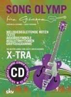 SONG OLYMP für Gitarre mit CD: DIE: Sven Kessler