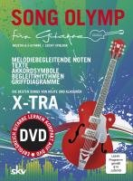 SONG OLYMP für Gitarre mit DVD: DIE: Kessler, Sven