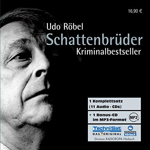 9783939048107: Schattenbrüder. 11 CDs + 1 MP3-CD