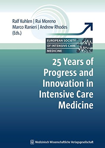 9783939069478: 25 Years of Progress and Innovation in Intensive Care Medicine