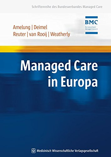 9783939069645: Managed Care in Europa (German Edition)