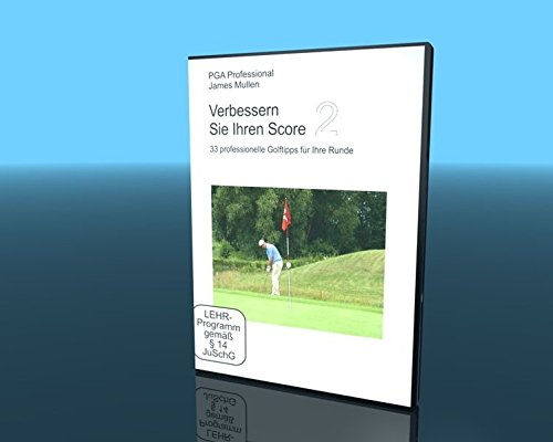 9783939072539: Verbessern Sie Ihren Score - Teil 2: 33 professionelle Golftipps für Ihre Runde [Alemania] [DVD]