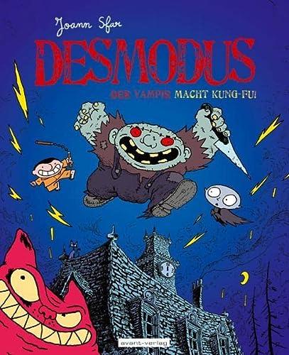 Desmodus 02. Desmodus der Vampir macht Kung-Fu! (9783939080084) by [???]