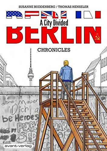 9783939080756: Berlin - A City Divided